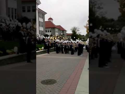 JMU Fight Song at College Gameday