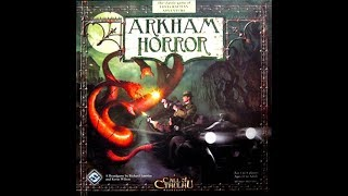 YouTube video Learn to Play: Arkham Horror