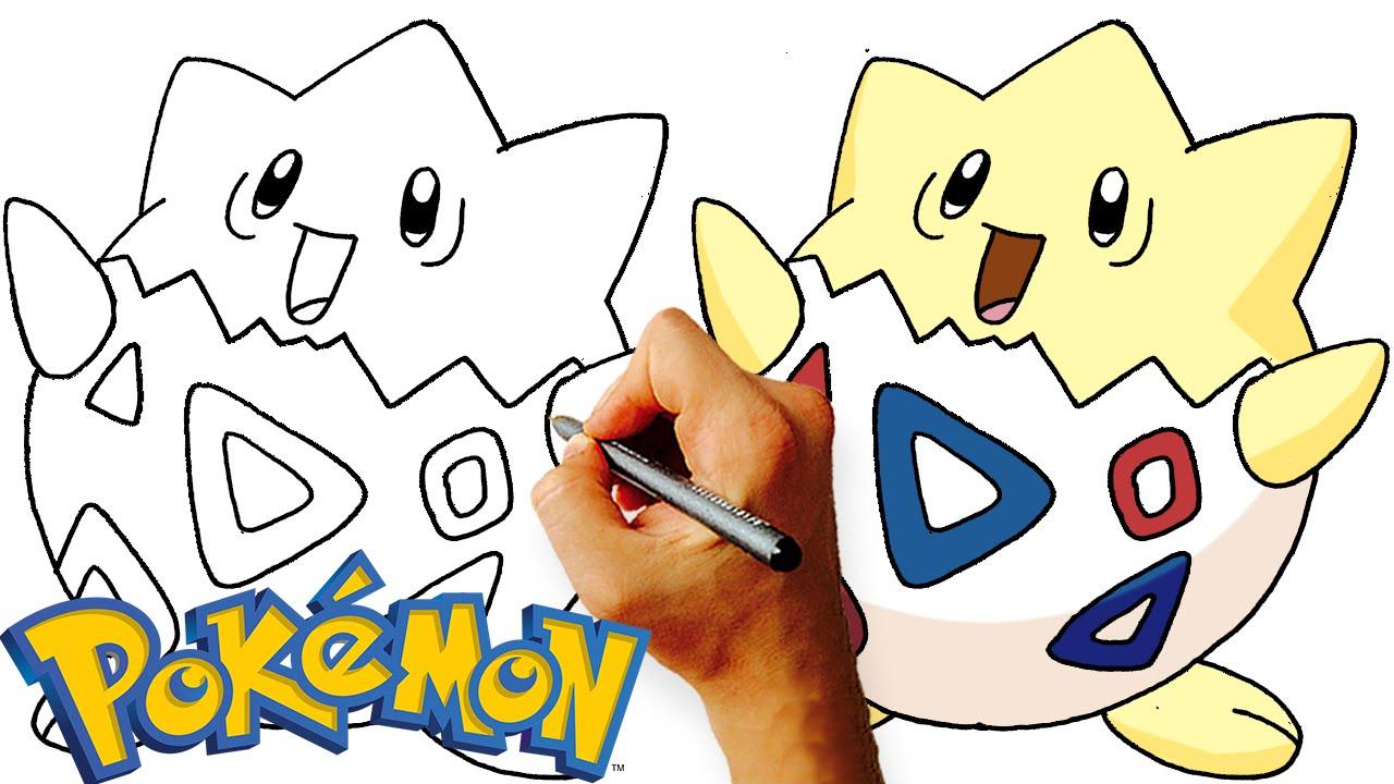 How To Draw Pokémons Step By Step