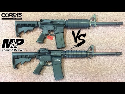 Sport 2 VS Scout (Budget AR15's)