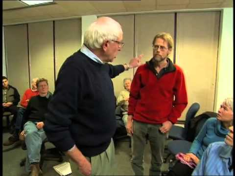Bernie Sanders, Shaking Up the System + Fighting for Working People