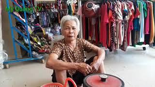 Bà cụ THÁNH THƠ VẦN ở QUẢNG NAM/ Mỳ Quảng TV