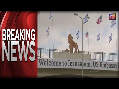 Promises Made. Promises Kept! Israeli US Embassy Opens in Jerusalem - Trump WINS AGAIN!