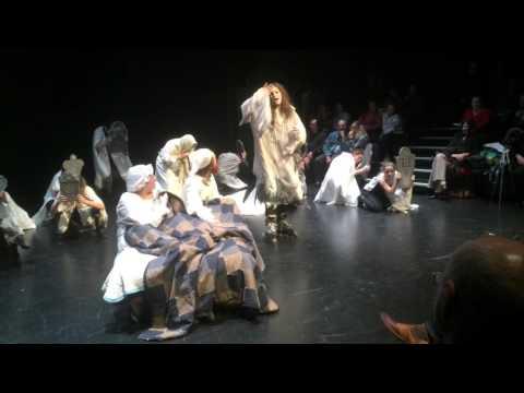 """Tevye's Dream"" by Seattle Center School, High School Production (2016)"