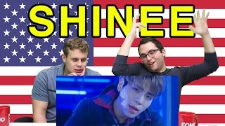 "Americans React To SHINee ""Tell Me What To Do"""