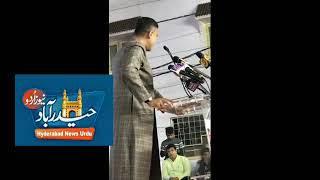 Akbaruddin owaisi   Clarified That He never Reamark against Hindu Religion