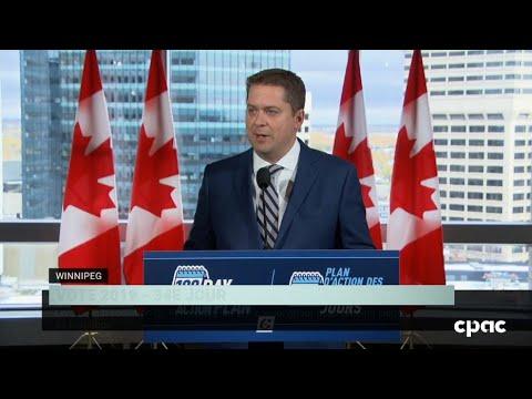 Coalition: Scheer accuse Trudeau d'être prêt à «n'importe quoi» pour le pouvoir