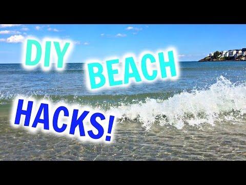 DIY Summer Beach Hacks!