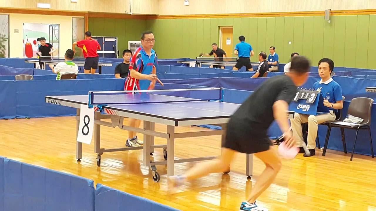 20160703_康文署主辦 第三十一屆北區分齡乒乓球比賽(2016-17)16 (冠軍進級16強賽) - YouTube