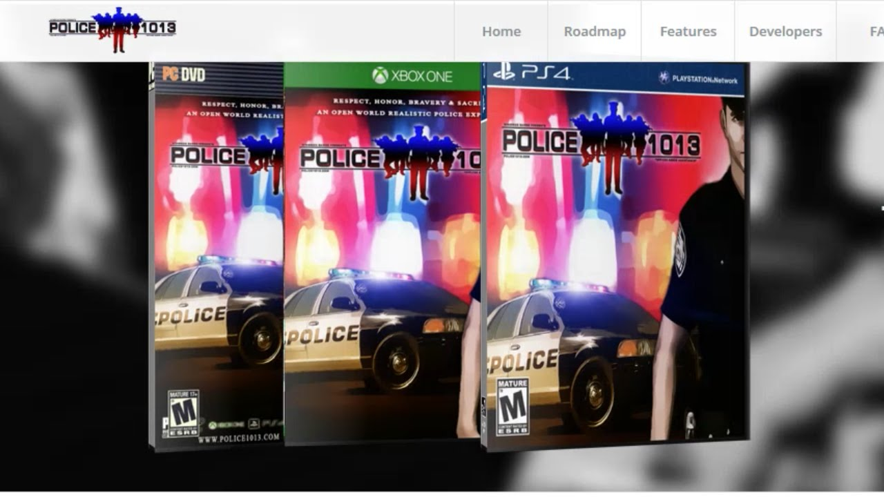 Police 1013 looks like it could be a Police Simulator done right!!!