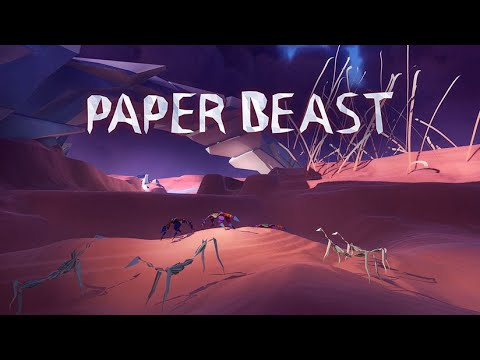 """Paper Beast - Bande Annonce """"Gameplay"""""""