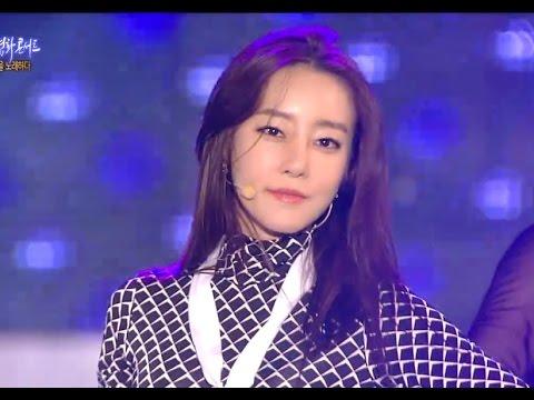 【TVPP】Rainbow Blaxx - Cha Cha, 레인보우 블랙 - 차차 @ 2014 DMZ Peace Concert