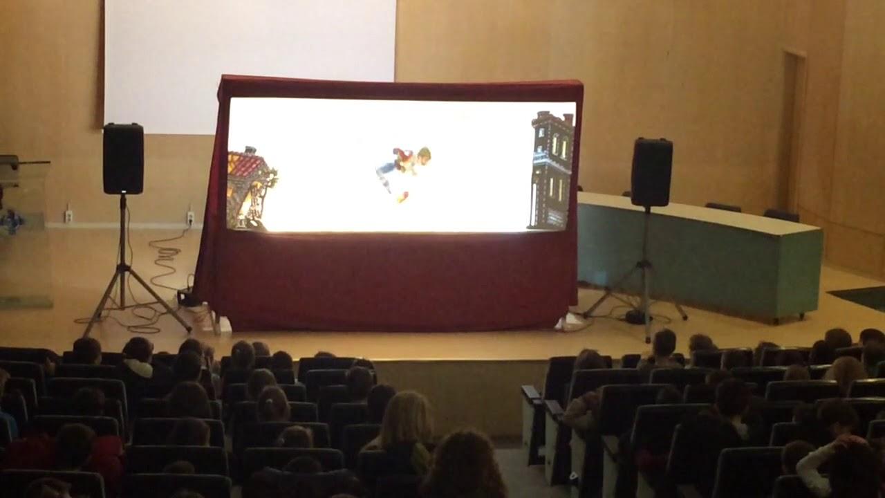Απόκριες στην Τρίπολη: Ο Καραγκιόζης ψάχνει το θησαυρό στο Καρναβάλι