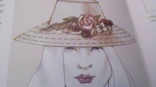 Женская шляпа.(, 2016-03-12T03:39:51.000Z)