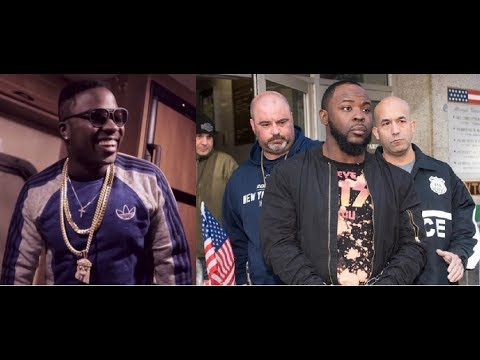 Taxstone Charged with Murder, Attempted Murder, Assault for allegedly trying to shoot Troy Ave.