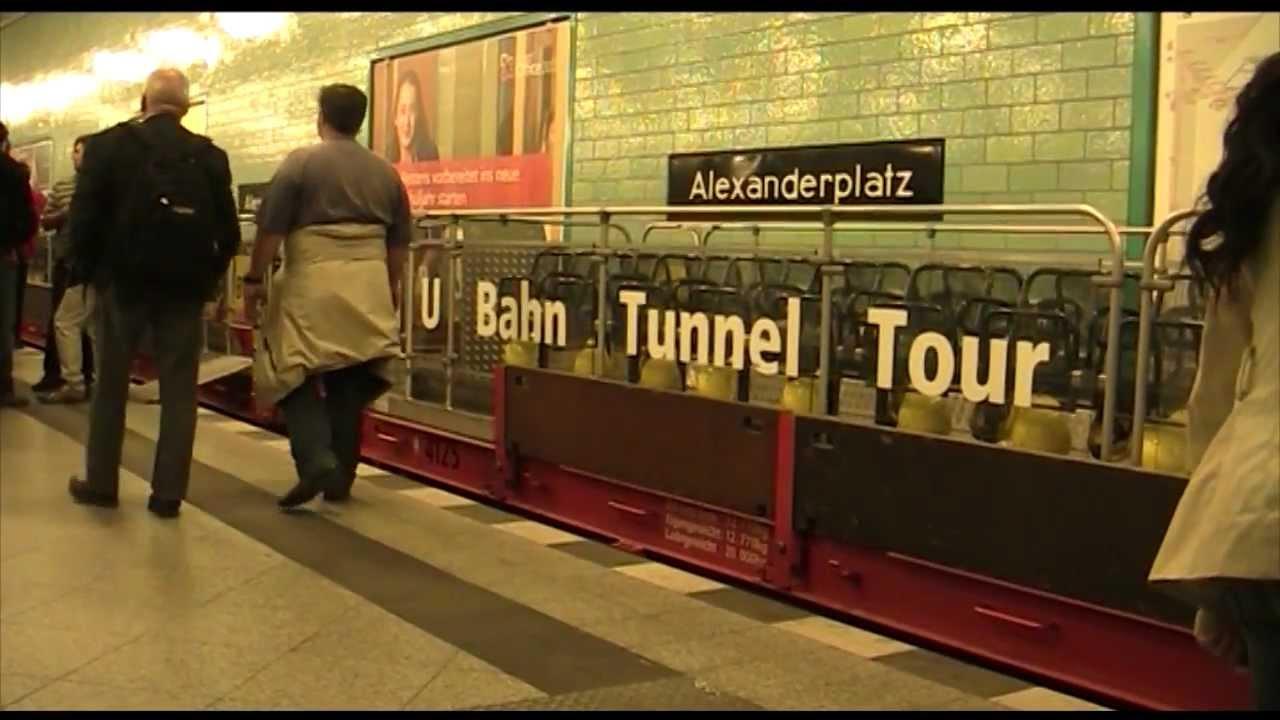 Berlin U Bahn Cabrio