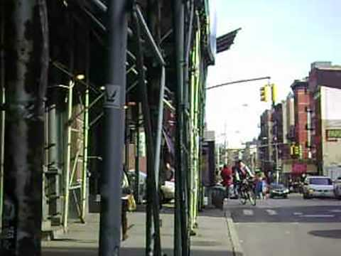 4. 421 Broome Street: a tribute to Heath Ledger