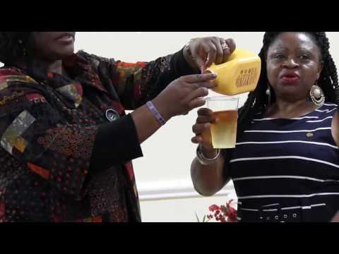 How 'Forever Aloe Vera Gel' detoxifies the body