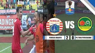PERSIJA VS PS TIRA PERSIKABO - FT Kratingdaeng Piala Indonesia