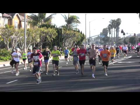 Surf City Marathon - In Huntington Beach