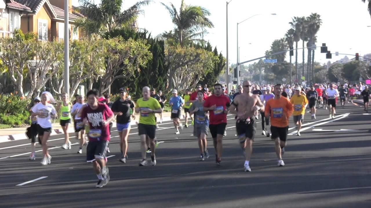 Huntington Beach Surf City Marathon