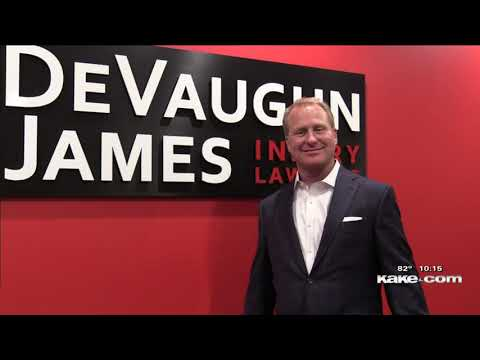Neighbor to Neighbor - DeVaughn James Injury Lawyers WINS for Kansas