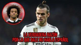 La verdadera razón por la que Gareth Bale NO HABLA ESPAÑOL