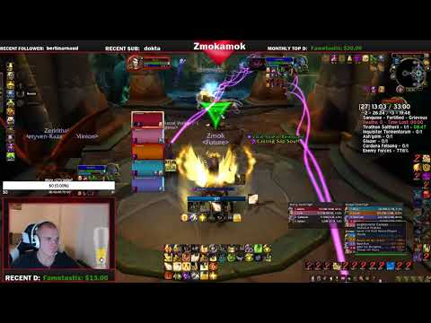 Vault of the Wardens (VOTW) +27 in time, Zmok | Holy Paladin - Самые