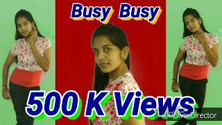Busy Busy   Neha Pandey   New 2018 Hindi Song   Lyrical Dance   Arushi