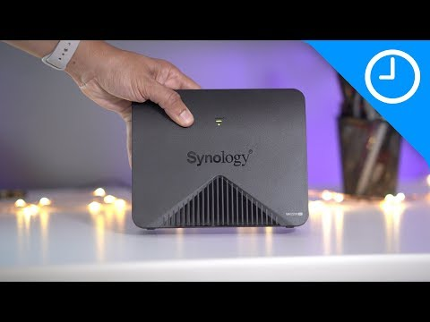 Hands-on: Synology's MR2200ac mesh router enhances its AirPort Extreme alternative [Video]