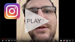 Instagram Phishing Attack 2019 Personal Cyber Security Tips!