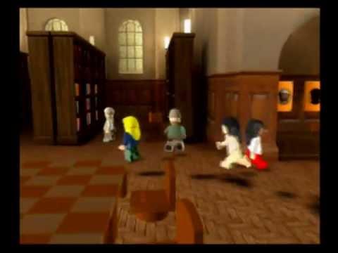 Lego Indiana Jones Barnett College Youtube