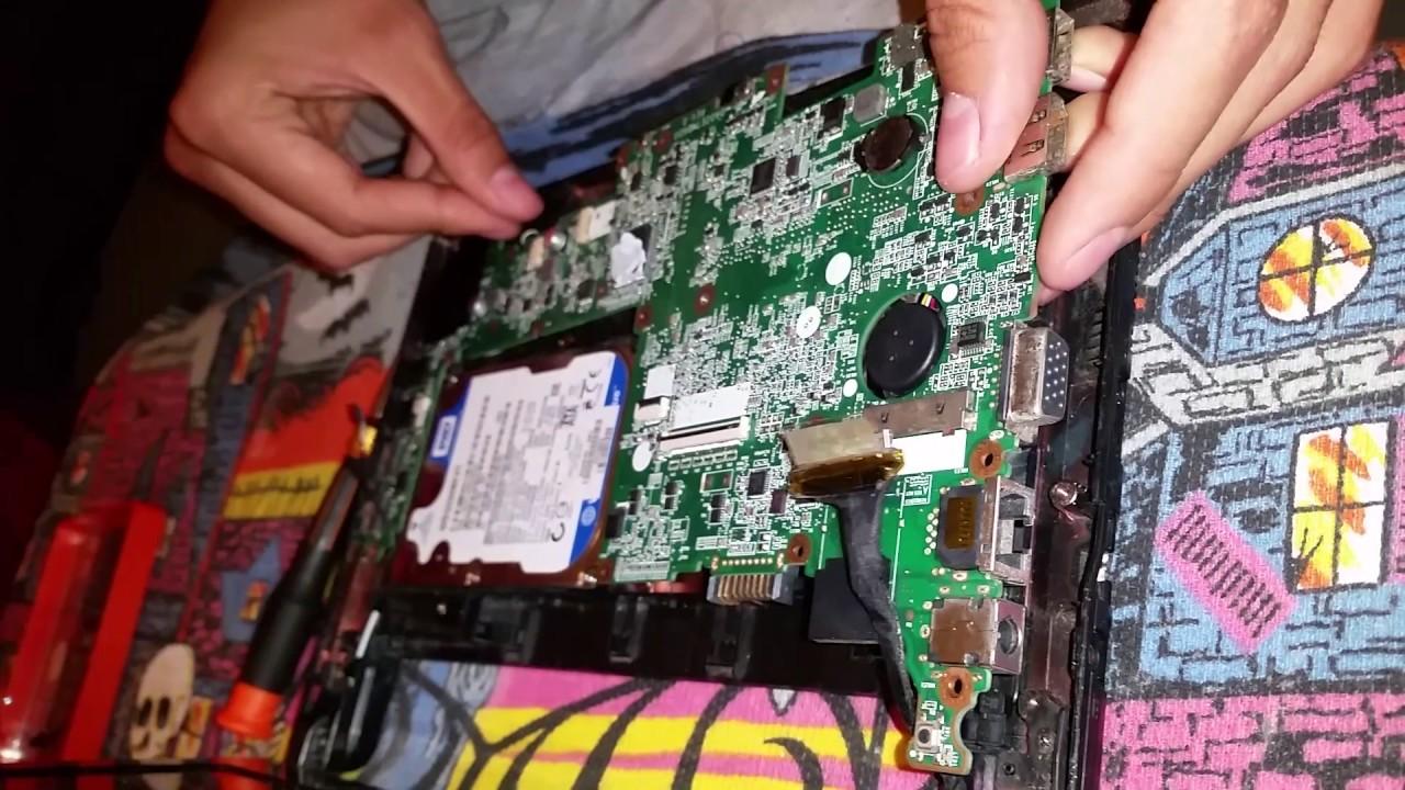 mini laptop gateway lt27