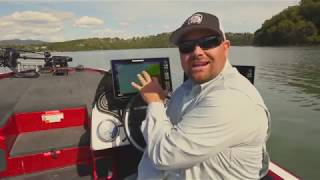 Check out these Fish Finder Tips! **Sonar Basics**