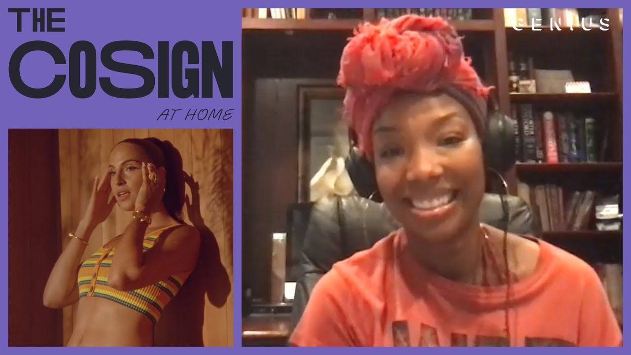 Brandy Reacts To New R&B Hits (Snoh Aalegra, Kehlani, Luh Kel) | The Cosign