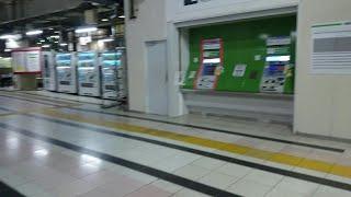 【改札が無い】JR上野駅16・17番線の特急専用改札が無くなっていました thumbnail