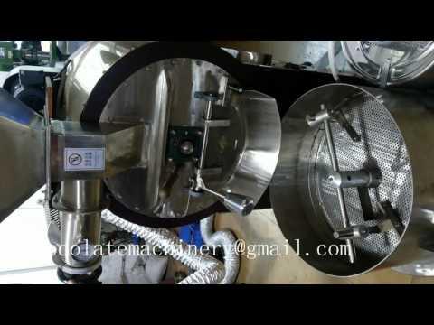 Cocoa Bean Roaster-   Cocoa Bean Processing Machine-machines For Roasting Cocoa Beans