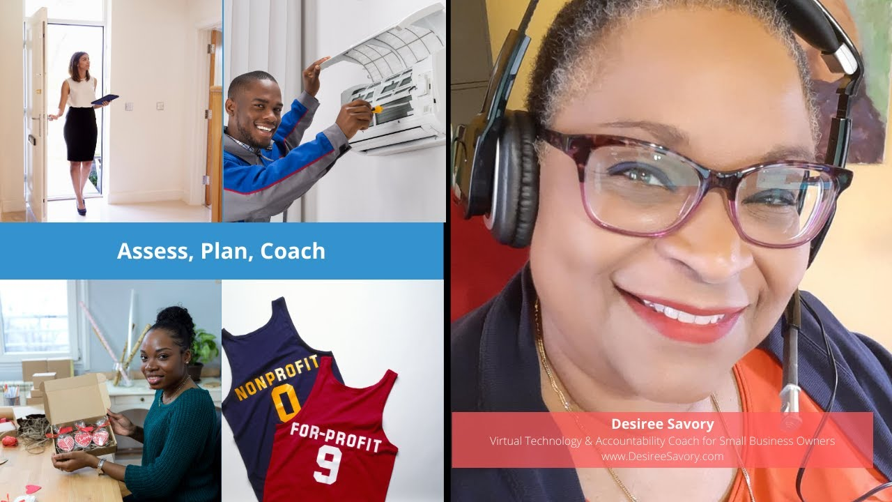 Technology & Accountability Coaching for Small Business Owners