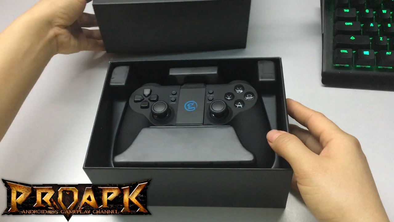 GameSir T1s Hands On - Android/iOS/PC/PS3 Gamepad