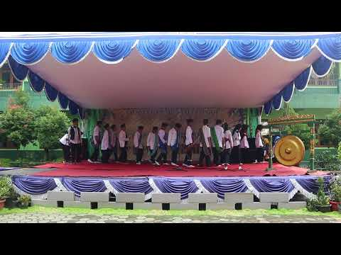 Angklong Contest Indonesian Traditional Music by IBNU 'AQIL