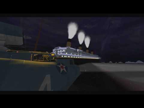 St. Paul Virtual Airlines Adventure Pack Series - Titanic Flight