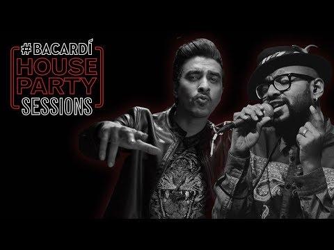 Bacardi House Party Sessions ft. Benny Dayal, Amit Trivedi, Mohini Dey & Ritviz