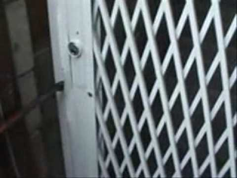 Door Security Gate, Door Security Test   YouTube