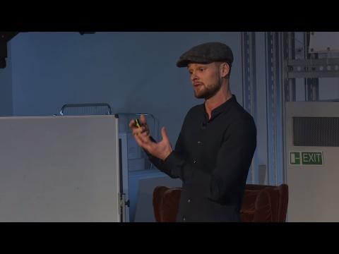 """My road to self actualisation""  Ross Anderson  TEDxUniversityofGlasgow"
