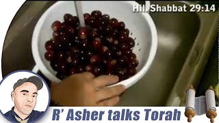 How to make Kiddush Wine/Juice (non-Mevushal)