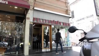 Pellegrini's Espresso Bar, a Cafe in Melbourne serving Italian Food and Italian Coffee