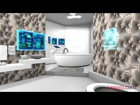 Check In To The Hotel Room Of The Future