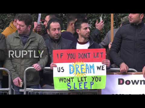 UK: 'No Islam in power!' - London protest slams Iranian government
