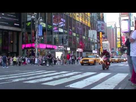 TIMES SQUARE Y CENTRAL PARK - Nueva York 1 - AXM