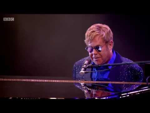 Elton John - Live for Radio 2 in Hyde Park London - September 11 2016 -FULL SHOW